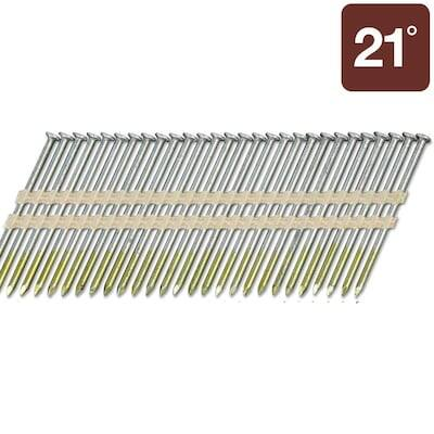 Metabo HPT (was Hitachi Power Tools) 3-in Bright Steel Pneumatic(4000-Count) in the Framing Nails department at Lowes.com $24.29