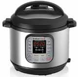 Instant Pot IP-DUO60 Stainless Steel 6-Quart 7-in-1 Multi-Functional Pressure Cooker for $78.50