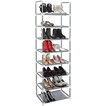 Oanon 10 Tiers Shoe Rack - $24.2 - Free shipping $24.18