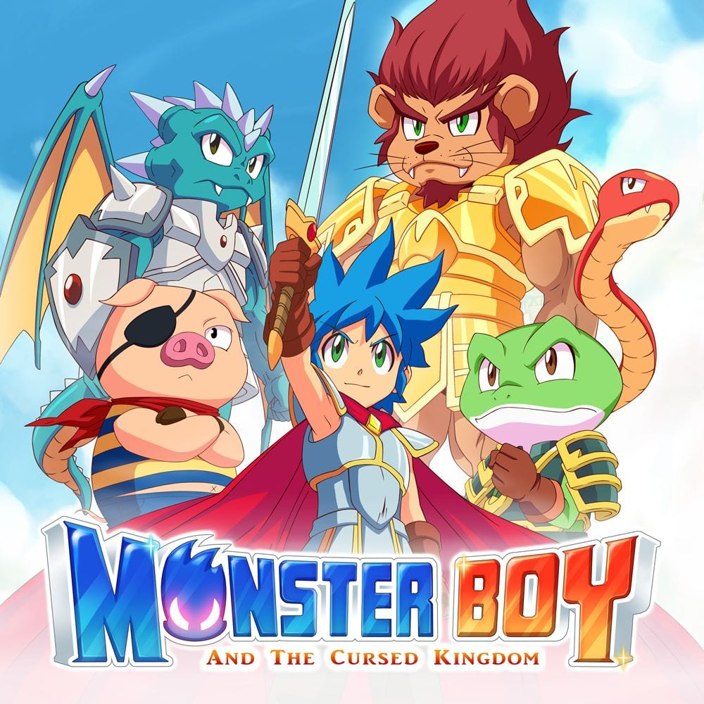 Monster Boy And The Cursed Kingdom - Google Stadia - $1.99 for new subscribers