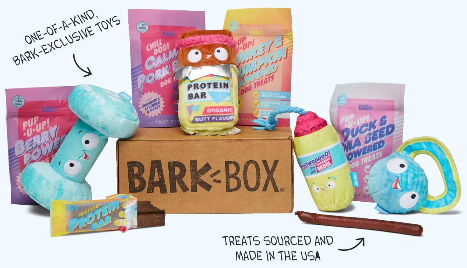 Barkbox 50 Off First Barkbox