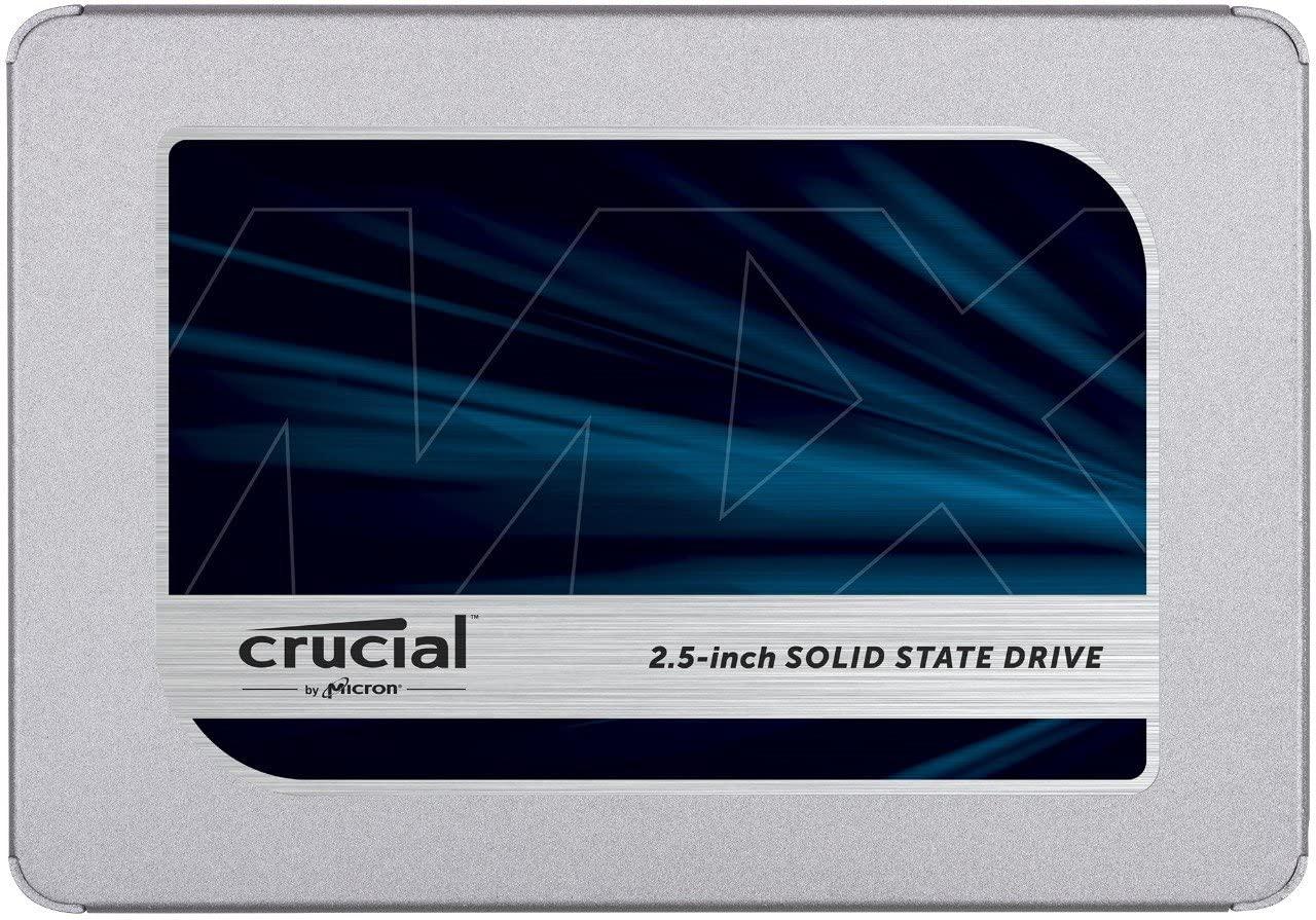 Crucial MX500 1TB 3D NAND SATA 2.5 Inch Internal SSD - CT1000MX500SSD1(Z) $103.49