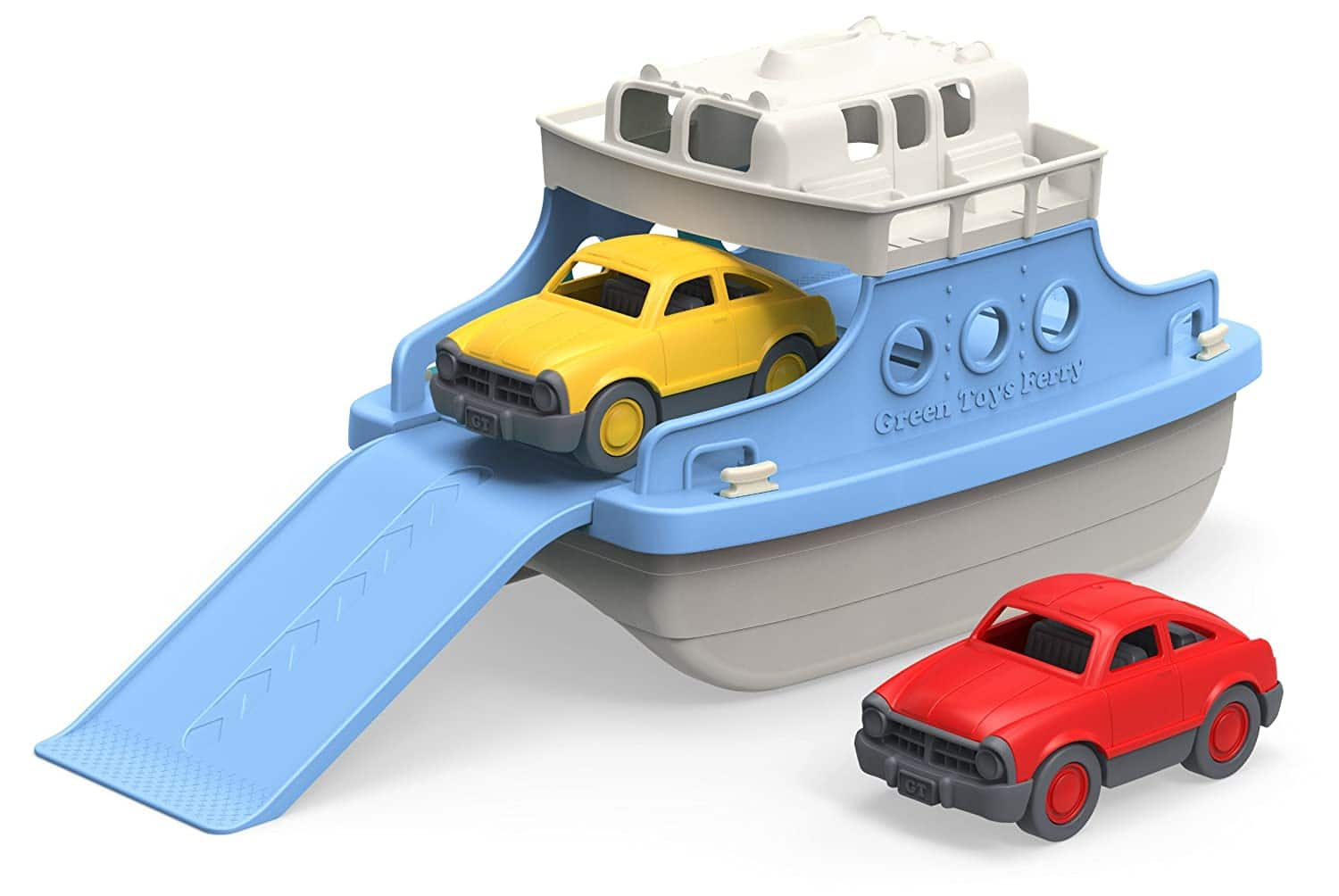 Last 4 hours, $10.77 Ferry Boat with Mini Cars Bathtub Toy - Amazon $10.75