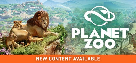 Frontier games sale, Planet Zoo, Planet Coaster, Jurassic World Evolution