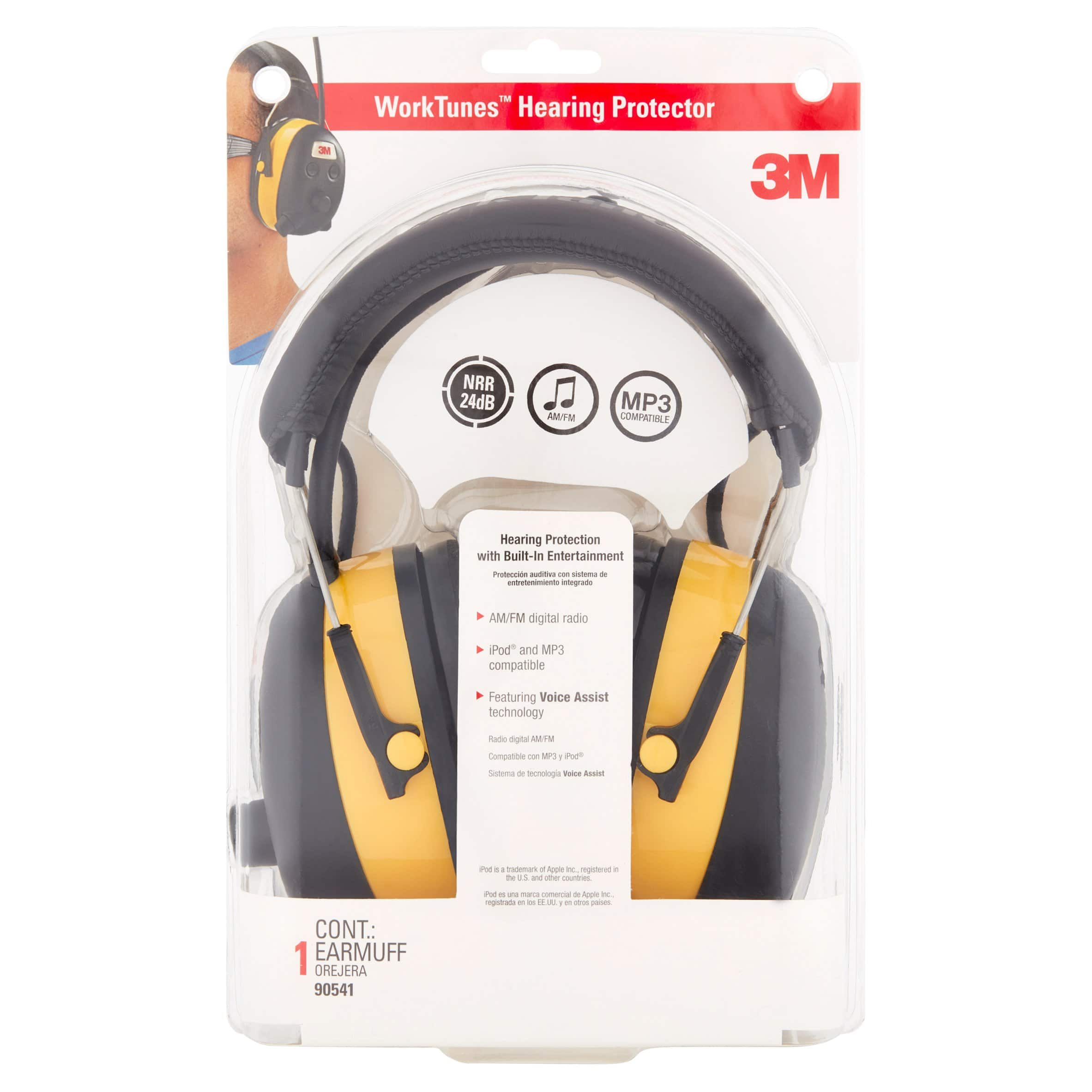 Walmart B&M clearance: 3M Worktunes hearing protector as low as $5 YMMV