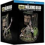 The Walking Dead Season 4 Limited Edition $49.96 free shipping