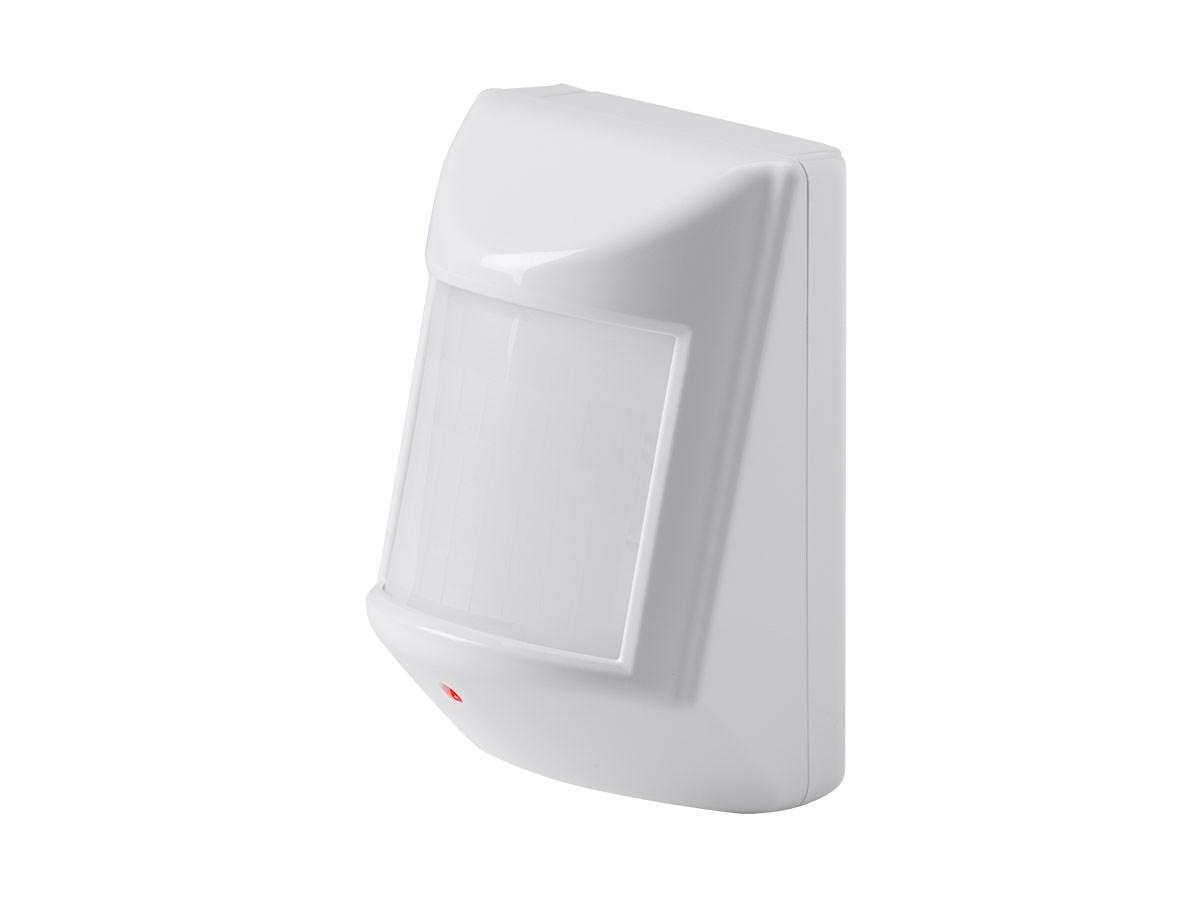 Z-Wave Plus PIR Motion Detector with Temperature Sensor, NO LOGO $20 +FS