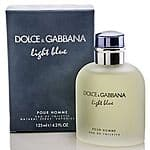 Dolce & Gabbana Light Blue · Men's Cologne · Eau de Toilette Spray · 4.2 oz - $33.67 + FS @ Ebay