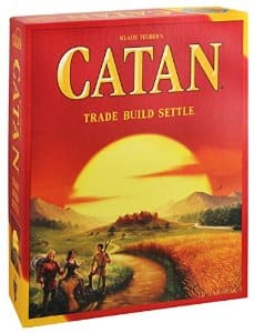 Settlers of Catan Board Game - $31 + FS