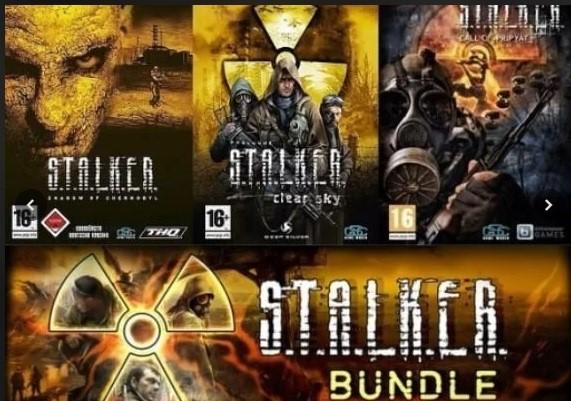 Stalker Complete Bundle (GOG key) - $0.98