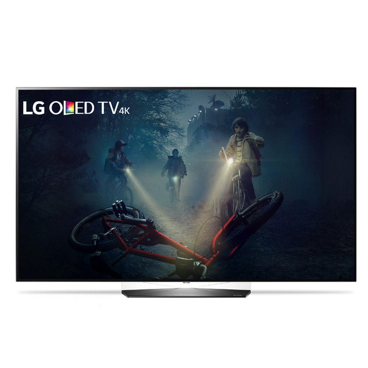 """LG OLED65B7A 65"""" OLED 4K UHD HDR Smart TV $1709.99 w/Free Shipping!"""