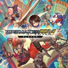 RPG Maker MV Player - Free PS4 Game (separate to main game) @ PSN