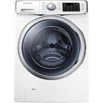 Samsung WF45H6300AW Energy Star 4.5 Cu. Ft. Front-Load Steam Washer-White 549.50@ Homedepot  B&M clearance ~ymmv