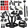 $6.02 - Soft Digits Accessories Bundle Kit for GoPro and Other Action Camera�31 Items)