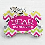 Personalized Pet Tag - $5