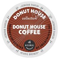 CoffeeCow.com Deal: 180-Ct K-Cups for Keurig (Donut House or Sumatran Reserve) $50.3 + Free Shipping