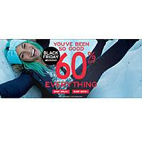 Aeropostale Deal: Aero: Black Friday Sale 60% Off or 30% Off Clearance - Shirts $5, Hoodies $10, Long Sleeve $8