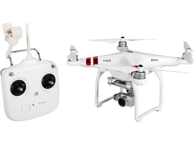 DJI Phantom 3 Standard with 2.7K Camera and 3-Axis Gimbal - $599.99 + 5X EggPoints