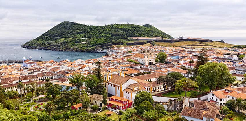 Boston to Azores, Flight + 6 Night Hotel + Transfers - $499/pp  @Azoresgetaways.com