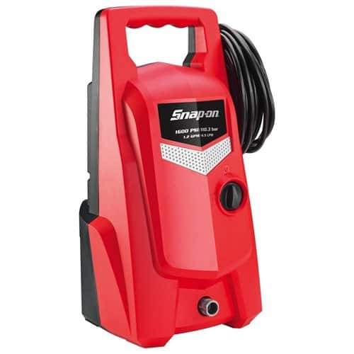 Snap-on® Electric Pressure Washer 1600 PSI New Generation - $89.99, Powerbuilt 3-Speed Portable Blower - $51.99, Trades Pro 2 Gallon Air Compressor - $94.99