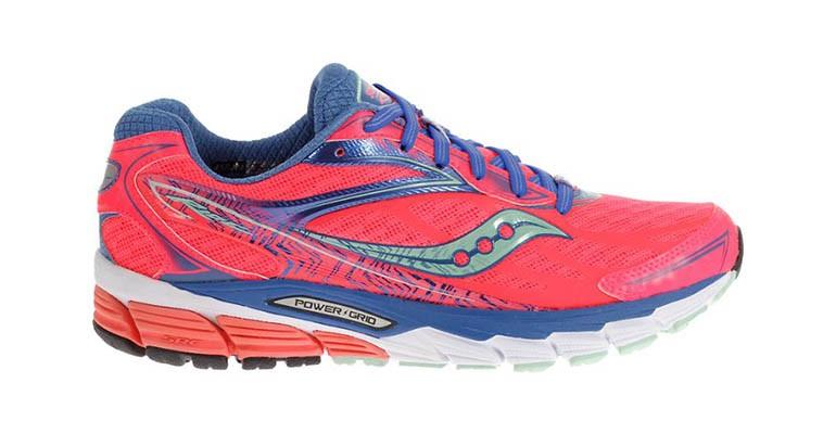 Brooks Running Shoes: Dyad 8 - $69.98, Saucony Ride 8 - $59.97, Brooks Ravenna 6 - $54.97, Saucony Zealot - $64.97
