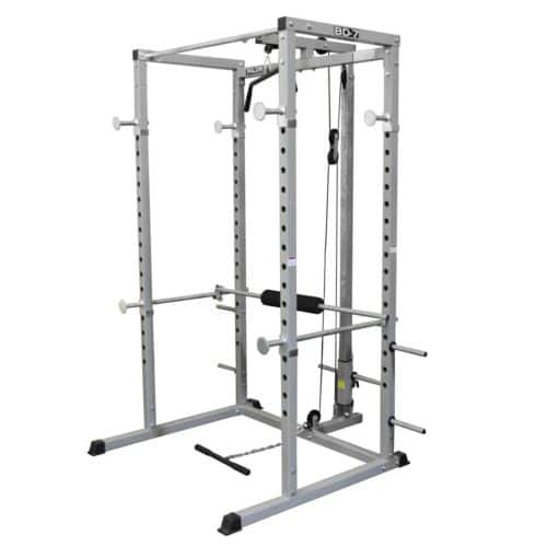 Valor BD-7 Power Rack with Lat Pull Attachment - $399.99 + $40 back in Rakuten Super Points + Free Shipping