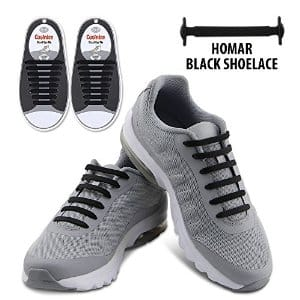 Homar No Tie Shoelaces for Kids and Adults - $5.59 + FS