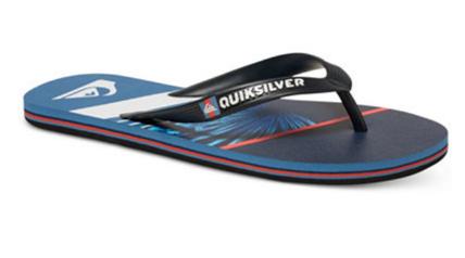 Quiksilver Men's Flip Flops - $6.74
