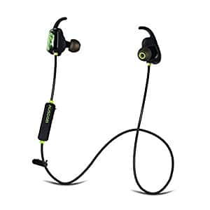 Mixcder Mic5 Wired Smartphone Headsets w/ In-Line Mic $5