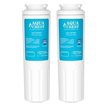 Ecolife Technologies AQUACREST Refrigerator Water Filter Replacements (2-6 Pack) from $12.80