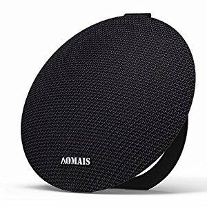 AOMAIS 15W Waterproof IPX7 Bluetooth Speakers w/ DSP and Stereo Pairing - $24.04