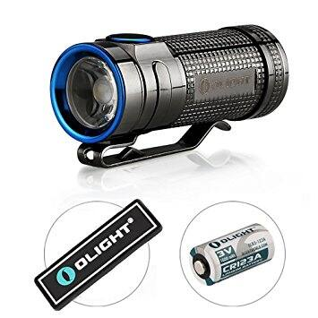 Olight S MINI Baton 550 Lumens Cree LED Flashlight - $39.86