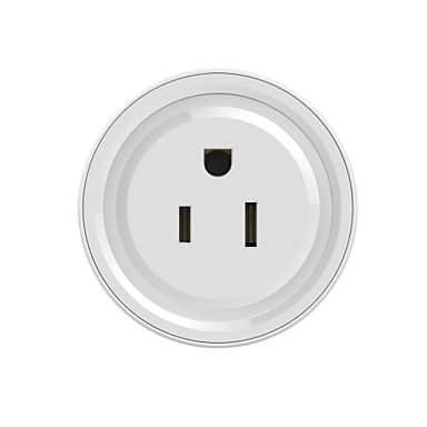Smart Remote Control WiFi Plug Socket Support Alexa Voice Control for Home Appliances - $8.49