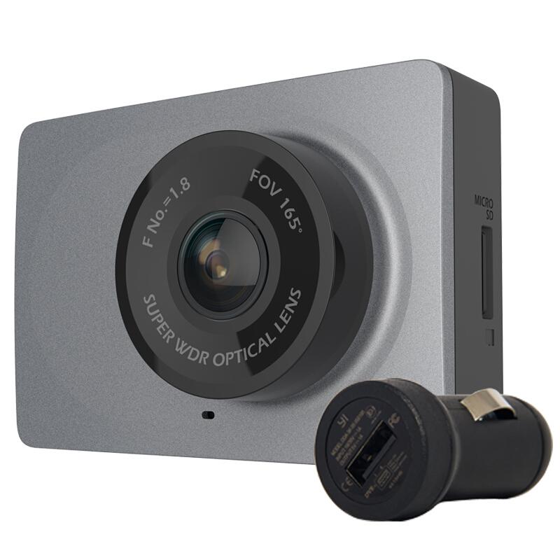 Xiaomi YI 1296P 2.7'' Smart Car Dash Camera - $39.66