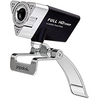 papalook PA187 HD 1080P Webcam - $10.99