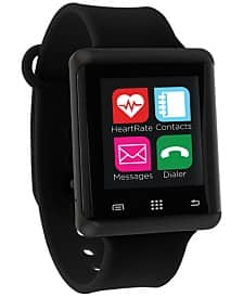 Macy's - iTouch Unisex Pulse / Smart Watch Includes Heart Rate Monitor - $49.99