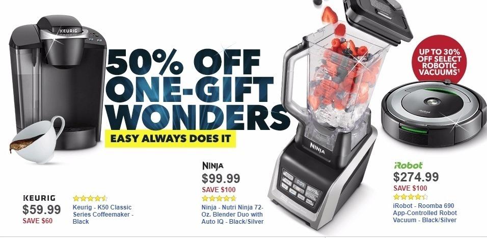 Best Buy Weekly Ad: Keurig - K50 Classic Series Coffeemaker - Black for $59.99