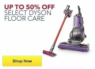 Best Buy Weekly Ad: Up to 50% Off select Dyson Floor Care - 50% Off