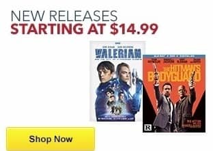 Best Buy Weekly Ad: New Releases Starting at $14.99 for $14.99