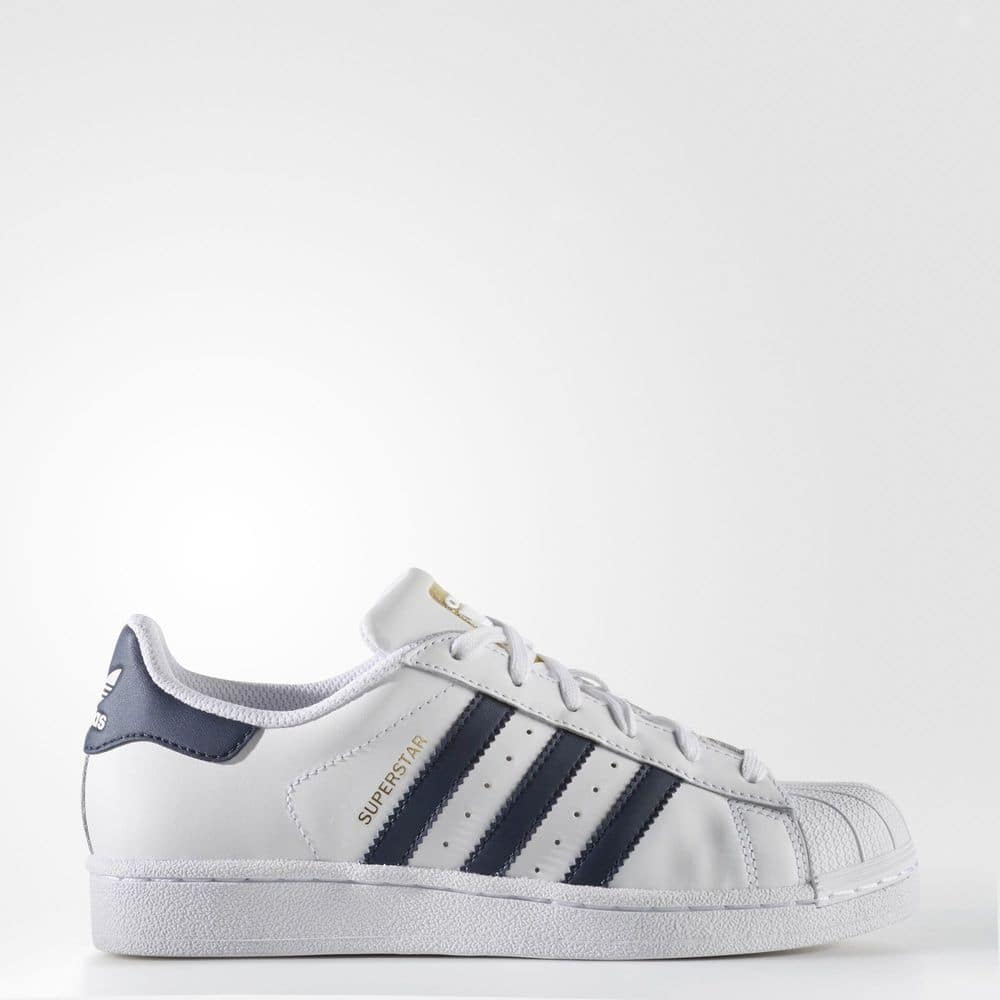 adidas Superstar Shoes Kids' White - $24.99