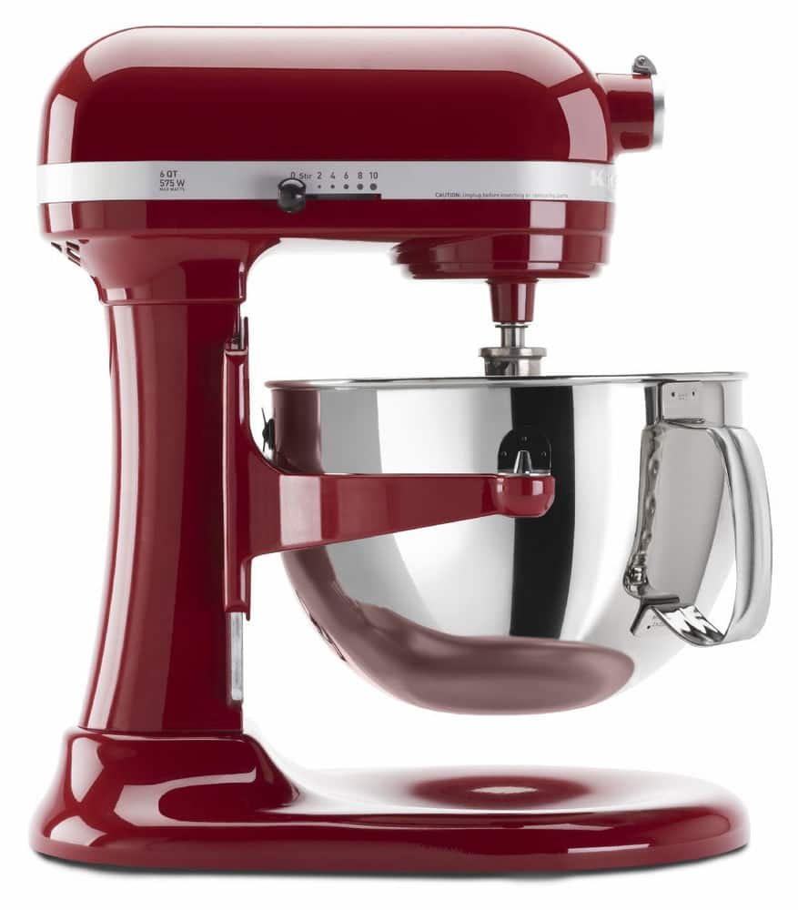 KitchenAid Rkp26M1x Pro600 Mixer, 6qt Large Capacity (refurbished) - $199.99