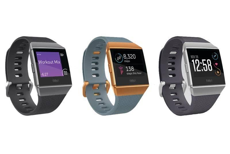 Fitbit Ionic Activity Tracker Smart Watch - Choose Color - $229.99