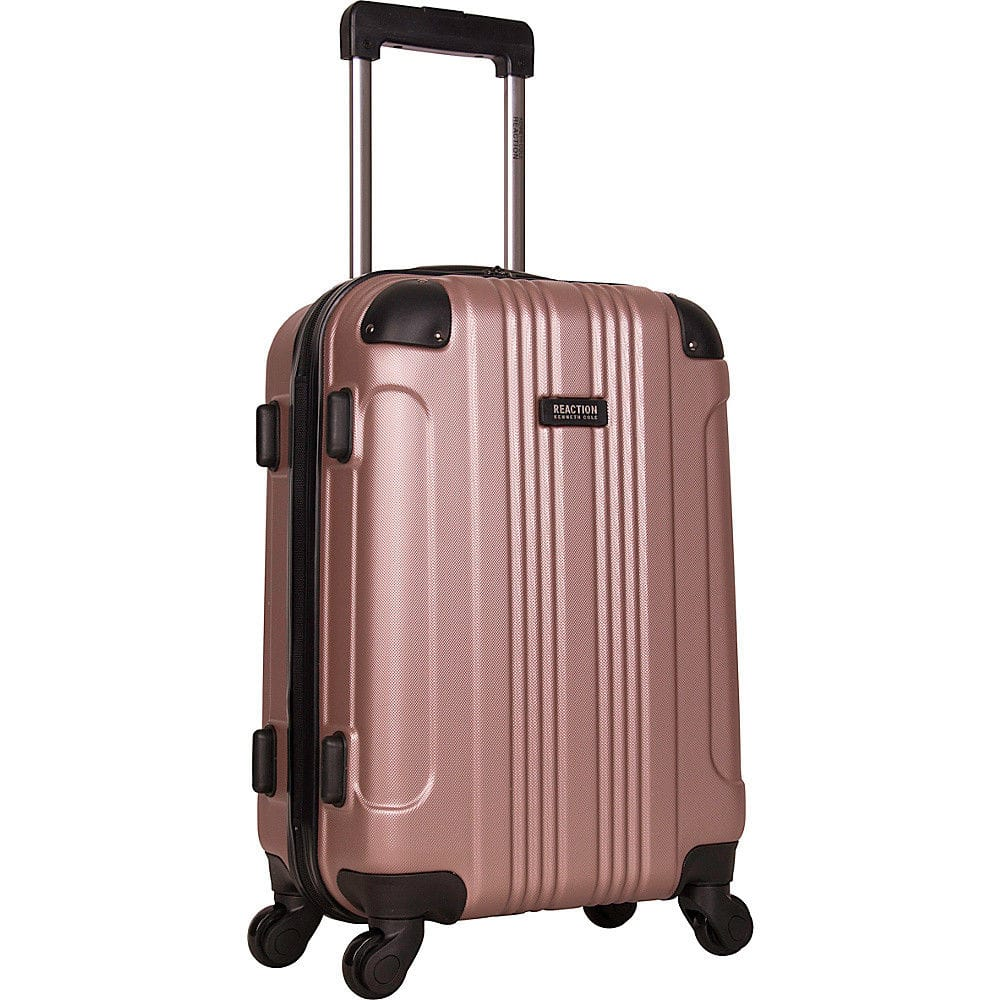 """Kenneth Cole Reaction Out of Bounds 20"""" Spinner Hardside Carry-On NEW - $37.99"""