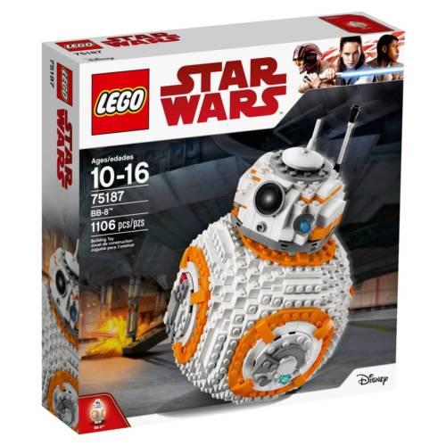 LEGO® Star Wars The Last Jedi BB-8 75187 - $79.99 + FS