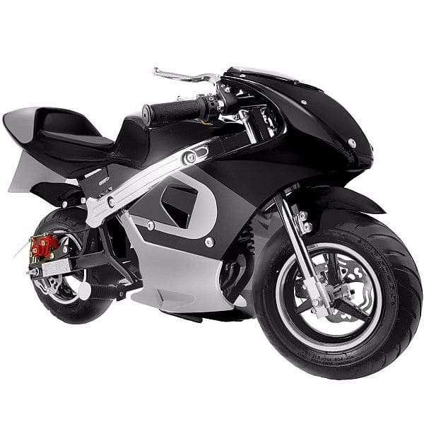 XtremepowerUS Gas Pocket Motorcycle Bike (Various Colors