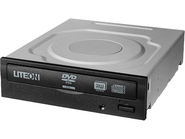 Lite-On DVD Burner Black SATA Model iHAS124-14 for $12.99