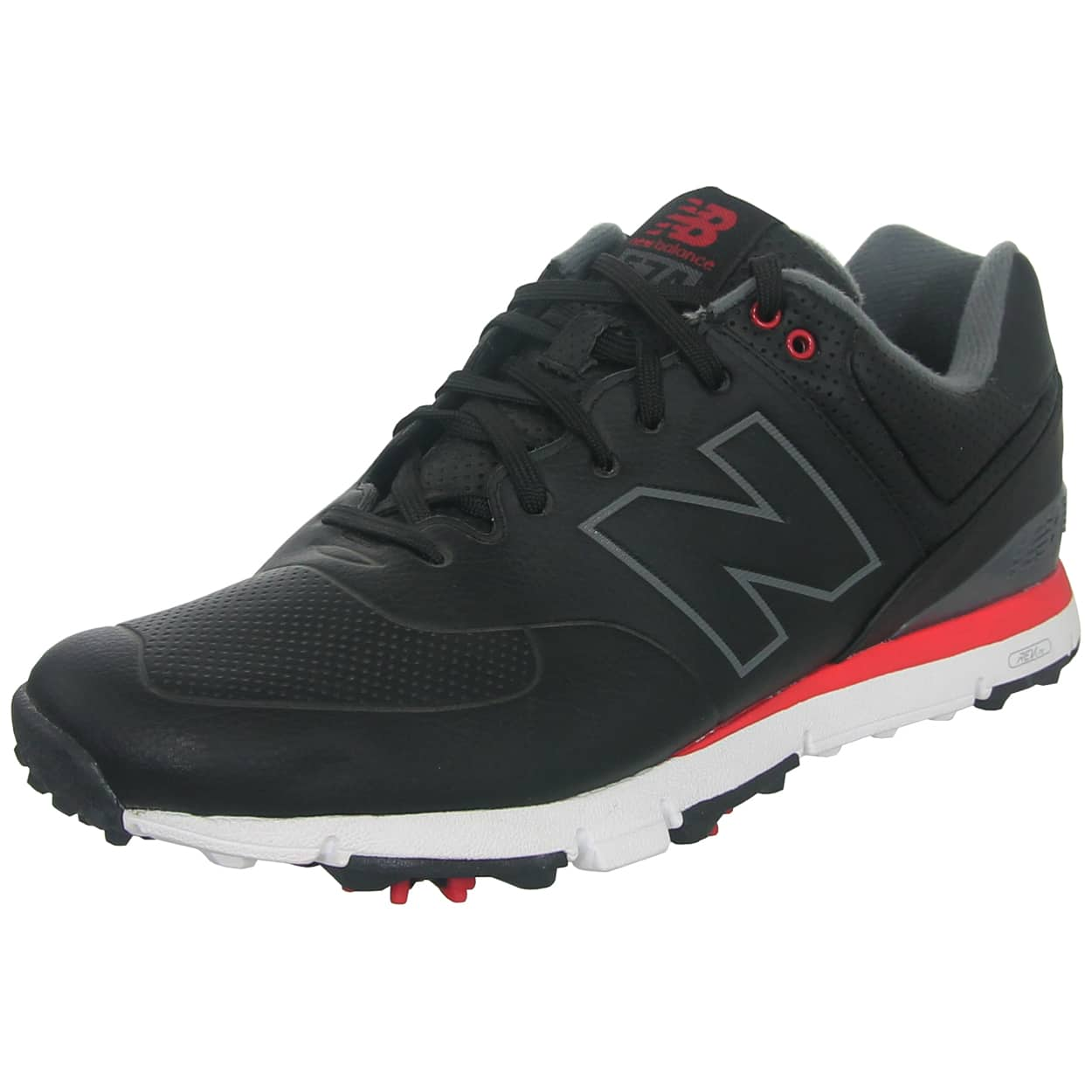 New Balance NBG574 Men's Microfiber Leather Golf Shoes - $46.99 + FS