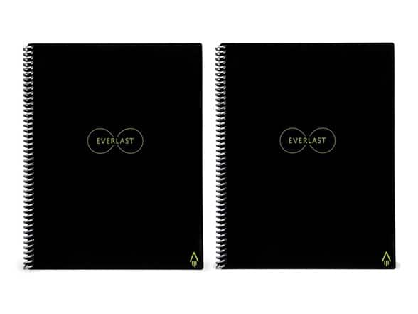 2-Pack Rocketbook Smart Notebooks & 3 Pilot Frixion Pens - $39.99 to $49.99 + $5 shipping