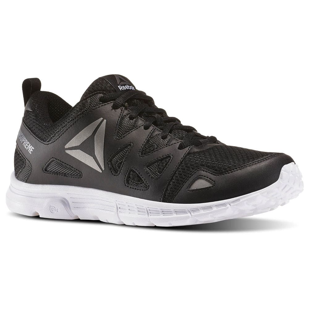 Reebok Men's Run Supreme 3.0 MT Shoes, Black - $24.97