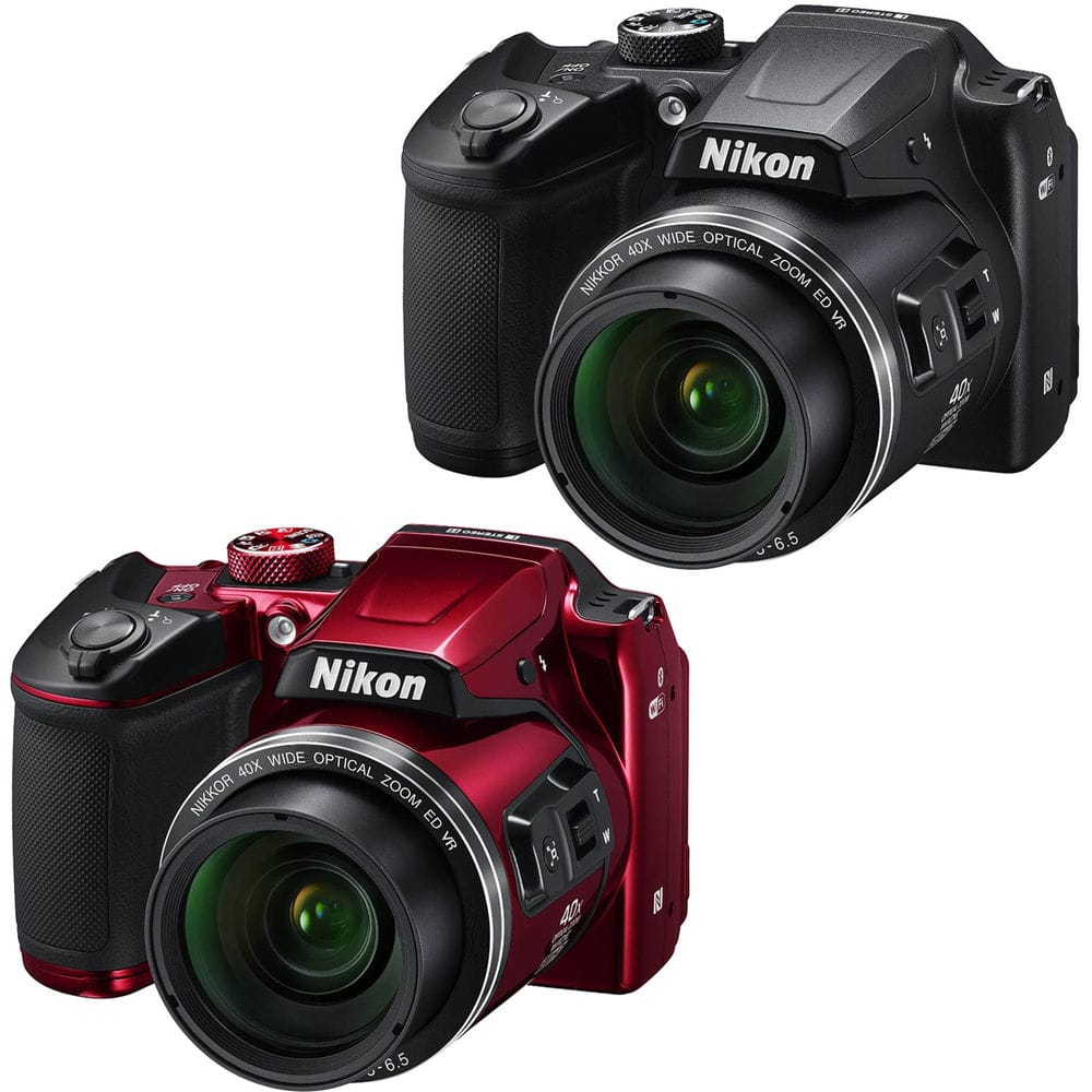 Nikon Coolpix B500 - $159.99 (Manufacturer refurbished)